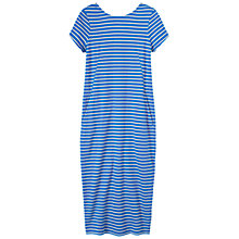 Buy Toast Noele Stripe Dress, Indigo Online at johnlewis.com