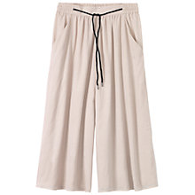Buy Toast Felice Culottes, Pebble Online at johnlewis.com