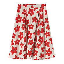 Buy Toast Natsumi Flower Skirt Online at johnlewis.com