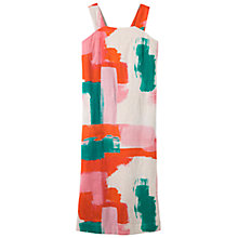 Buy Toast Medee Print Dress, Natural/Multi Online at johnlewis.com