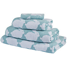 Buy Anorak Rabbits Towels Online at johnlewis.com