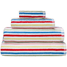 Buy Cath Kidston Paradise Stripe Towels Online at johnlewis.com