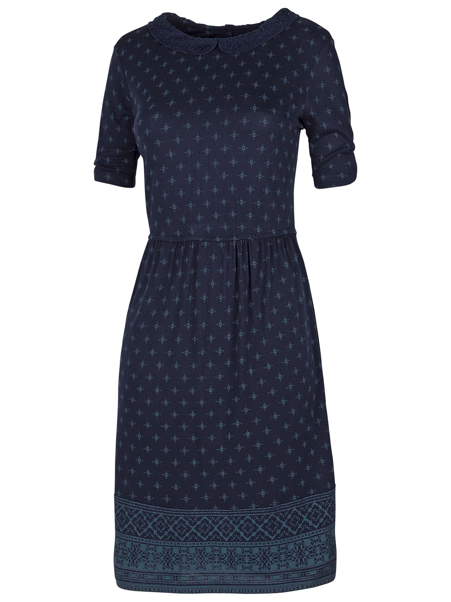 fat face lace collar woodblock dress navy, fat, face, lace, collar, woodblock, dress, navy, fat face, clearance, womenswear offers, womens dresses offers, women, brands a-k, inactive womenswear, womens dresses, special offers, 1783153