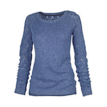 Buy Fat Face Pointelle Jumper Online at johnlewis.com