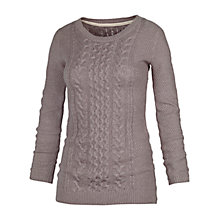 Buy Fat Face Campbell Cable Tunic Online at johnlewis.com