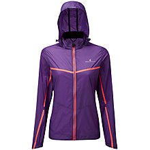 Buy Ronhill Trail Microlight Jacket, Purple Online at johnlewis.com