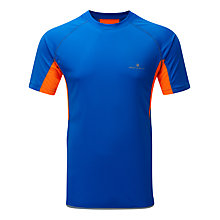 Buy Ronhill Advance Short Sleeve Crew Neck Running Top Online at johnlewis.com