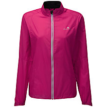 Buy Ronhill Aspiration Windlite Jacket, Pink Online at johnlewis.com