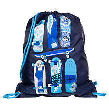 Buy Animal Boys' Haze Drawstring Bag Online at johnlewis.com
