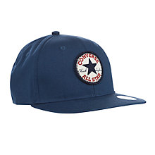 Buy Converse Boys' Brim Cap, Navy, One size Online at johnlewis.com