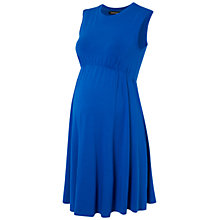 Buy Isabella Oliver Hilrose Maternity Dress, Cobalt Blue Online at johnlewis.com