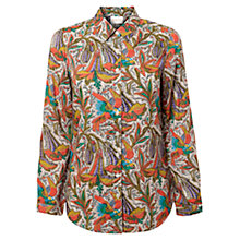 Buy East Victoria Print Shirt, Multi Online at johnlewis.com