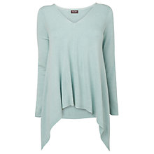 Buy Phase Eight Hilery Hanky Hem Jumper, Menthe Online at johnlewis.com