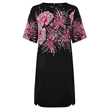 Buy Warehouse Placement Floral Dress, Multi Online at johnlewis.com