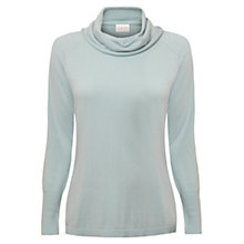 Buy East Roll Neck Sweater, Mineral Online at johnlewis.com