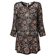 Buy East Fara Print Tunic, Multi Online at johnlewis.com
