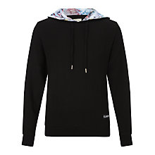 Buy Eleven Paris Ocean Hoodie, Black Online at johnlewis.com