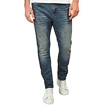 Buy Cheap Monday Dropped Slim Fit Jeans, Destination Online at johnlewis.com