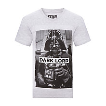 Buy Eleven Paris Sadark M Star Wars T-Shirt, Grey Chine Online at johnlewis.com