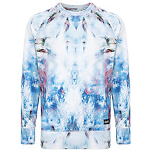 Buy Eleven Paris Fix Hocean Sweatshirt, Olocan Print Online at johnlewis.com
