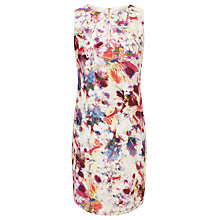 Buy COLLECTION by John Lewis Edyta Dig Print Silk Dress, Multi Online at johnlewis.com