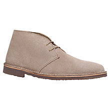 Buy KG by Kurt Geiger Suede Desert Boots Online at johnlewis.com