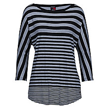 Buy Betty Barclay Bat Wing Stripe T-Shirt Online at johnlewis.com