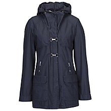 Buy Betty Barclay Cotton Sailor Jacket, Night Blue Online at johnlewis.com
