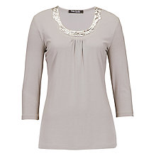 Buy Betty Barclay Embellished Top Online at johnlewis.com