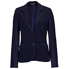 Buy Betty Barclay Waffle Jacket, Night Sky Online at johnlewis.com
