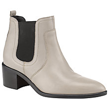 Buy Kin by John Lewis Fifty Eight Leather Ankle Boots Online at johnlewis.com