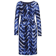 Buy Betty Barclay Graphic Print Dress, Night Sky Online at johnlewis.com
