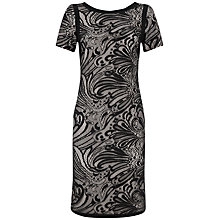 Buy Fenn Wright Manson Megan Lace Dress, Black Online at johnlewis.com