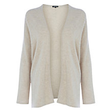 Buy Warehouse Cashmere Cardigan, Camel Online at johnlewis.com