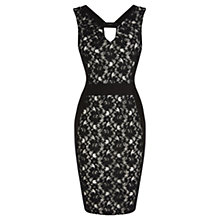 Buy Coast Libby Dress, Black Online at johnlewis.com