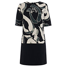 Buy Warehouse Graffiti Print Dress, Multi Online at johnlewis.com