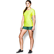 Buy Under Armour HeatGear® Alpha Short Sleeve T-Shirt Online at johnlewis.com