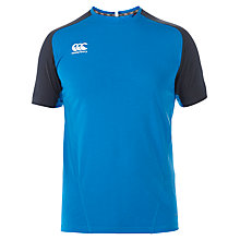 Buy Canterbury of New Zealand Vapodri Elite T-Shirt, Blue Online at johnlewis.com