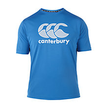 Buy Canterbury of New Zealand VapoDri Poly Logo T-Shirt Online at johnlewis.com