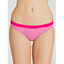 Buy John Lewis Stripe Classic Briefs Online at johnlewis.com