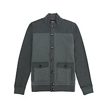 Buy Ted Baker Waltar Button Through Top Online at johnlewis.com