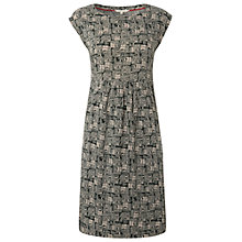 Buy White Stuff Conifer Nightfall Dress, Gora Green Online at johnlewis.com