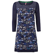 Buy White Stuff Laden Tunic Dress, Nightshade Online at johnlewis.com