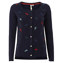 Buy White Stuff Wilderness Cardigan, Nightshade Online at johnlewis.com