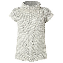 Buy White Stuff Shaggy Mill Timber Jumper, Dairy Cream Online at johnlewis.com