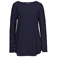 Buy Betty Barclay Longline Jumper, Night Sky Online at johnlewis.com