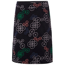 Buy White Stuff Thimble Embroidered Skirt, Multi Online at johnlewis.com