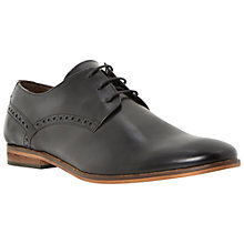 Buy Bertie Routed Leather Gibson Shoes Online at johnlewis.com
