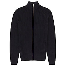 Buy Reiss Wolf Zipped Jumper Online at johnlewis.com