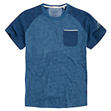 Buy Pepe Jeans Benedetti T-Shirt, Navy Online at johnlewis.com